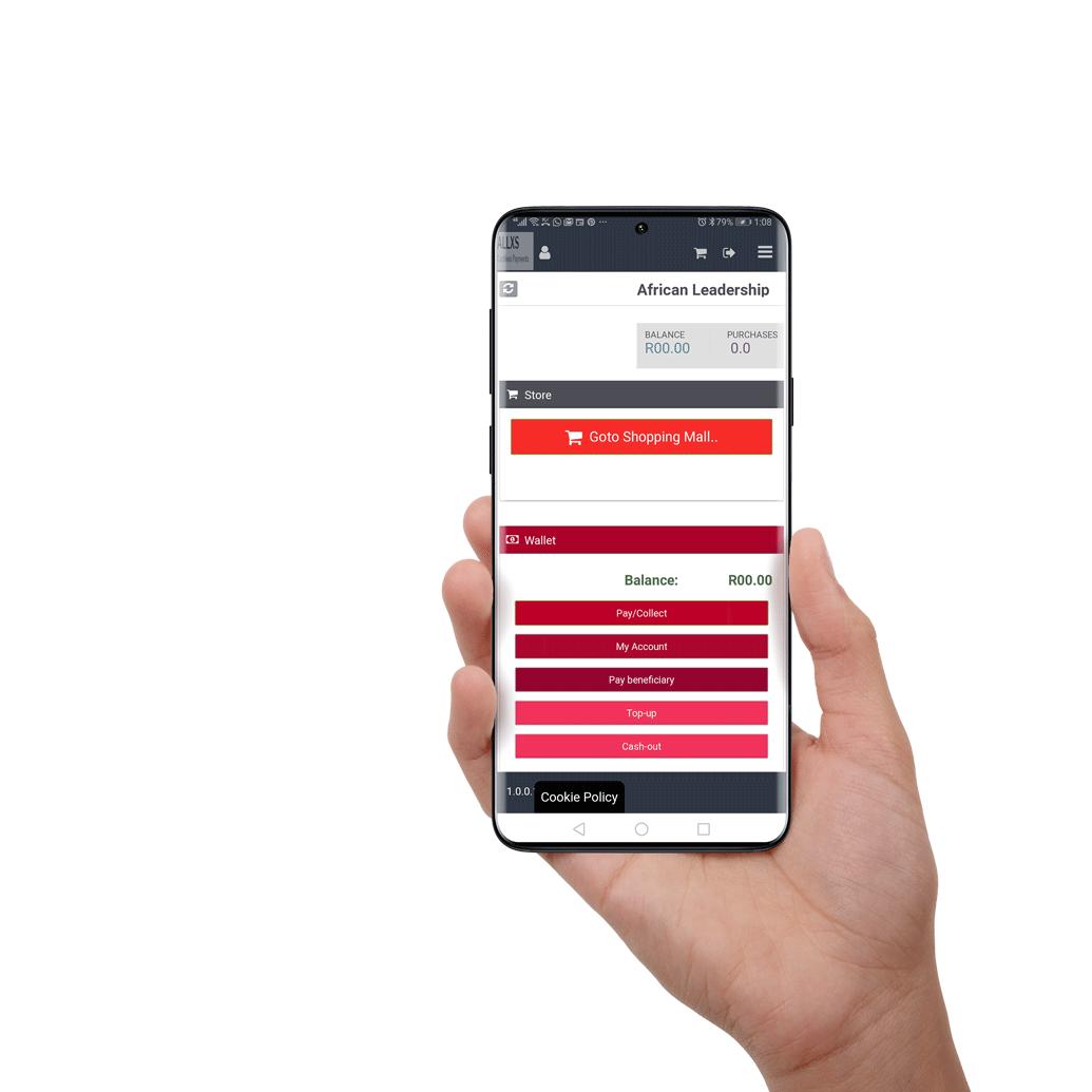 Allxs Web App